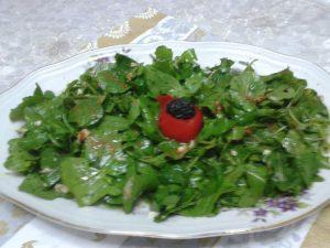 Balık salatası