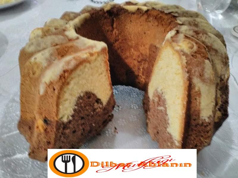 Kakao Karışımlı Kolay Kek