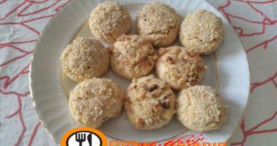 Nefis hindistan zevizli kurabiyeler