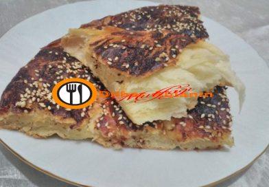Tere Yağlı Peynirli  Kat Kat Katmer