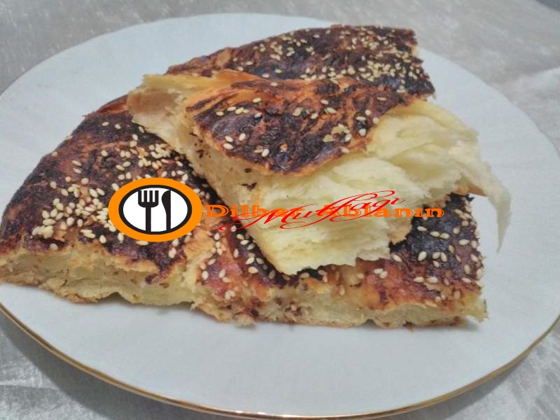 Tereyaglı peynirli katmer