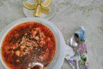 Et Suyuna Pirinç Çorbası